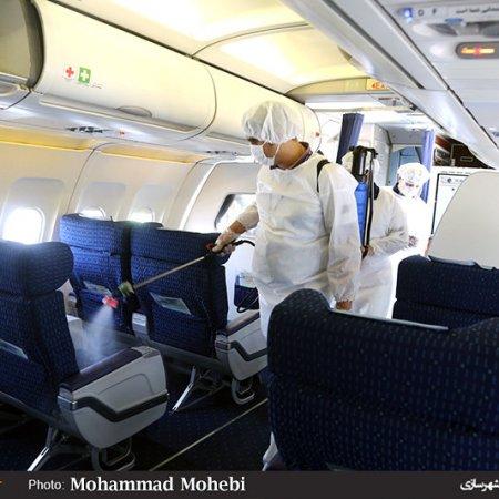 IranAir Slashing Plane Capacity to Ensure Social Distancing