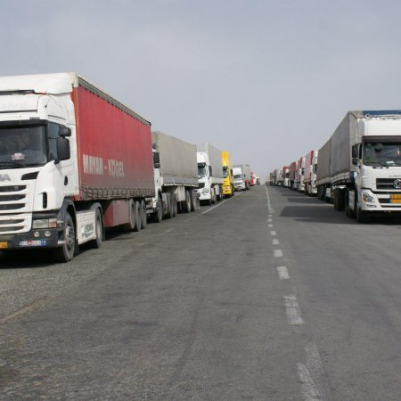 13% Rise in Road Transportation of Goods