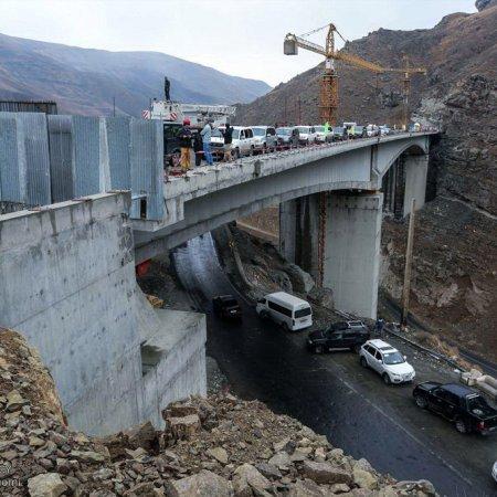 New Timeline for Tehran-North Freeway Completion
