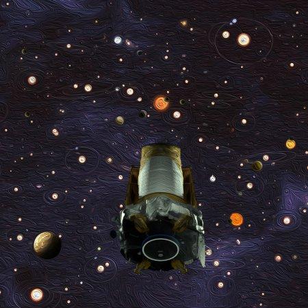 NASA Bids Farewell to Prolific Space Telescope Kepler