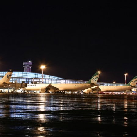 Iran: 6% Rise in Airport Traffic