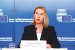 Mogherini Says Pompeo's Rambling Unneeded, Unhelpful