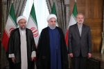 Rouhani Says Gov't Prepared  for Possible Contingencies
