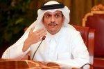 Qatari Foreign Minister Mohammed bin Abdulrahman Al Thani
