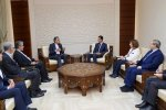 Assad Reaffirms Close Ties