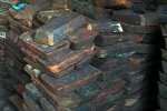 Smuggled Copper Ingots Seized