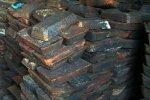 Smuggled Copper Ingots Seized