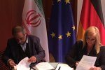 Iran Signs MoU with Germany on Training Managers