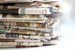 Newsprint Prices Rise  by 100%