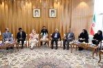 Iran, Pakistan Confer on Broadening Trade Relations