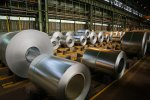 Steel Sales Up 42% in Q1