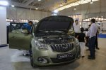 Major Auto Show in Shiraz