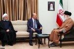 Leader Backs Stronger Tehran-Baghdad Bonds