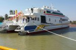 Iran-Made Catamarans  to Operate on  Khorramshahr-Basra Route