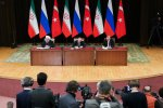 Trio Call Planned US Pullout From Syria a Positive Step