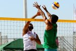 Three Iranian teams eased past their rivals in their first matches to dominate the tour.
