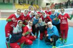 Women's Handball Team Wins First International Medal Ever