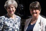 New Deal to Form UK Gov't