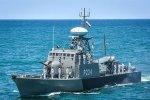 Naval Flotilla on Way to Gulf of Aden