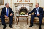 Netanyahu, Putin to Discuss Iran