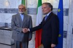 Senior Foreign Policy Official Meets Italy FM