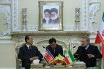 Tehran Favors Peace in West Asia, Korean Peninsula