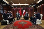 Rouhani Meets World Leaders at United Nations