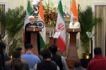 India, Iran to Step Up Coop. on Afghanistan