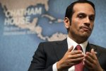 Qatari FM: Blockade Pushes Us Toward Iran
