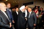 Rouhani, Jordan King Meet in Istanbul