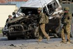 Car Bomber Targets NATO Convoy in Afghanistan