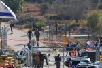 Three Israeli Security Guards Shot Dead  in West Bank