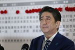 Japan's Abe to Push for Pacifist Constitution Reform