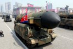 North Korea hopes its military arsenal will be a deterrent against the US.