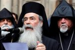 Quds Holy Sepulcher Shut in Protest Against Israeli Policy