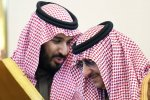 Mohammed bin Salman (L) replaces Prince Mohammed bin Nayef as crown prince.