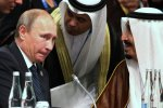 Saudi King to Visit Russia