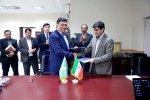 Rail Transit MoU With Kazakhstan