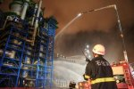 Chinese Refinery Blaze Extinguished