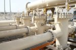 South Pars gas supply equipment