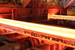 Iranians steelmakers produced 10.18 million tons of semi-finished and finished steel products in Q1, registering a 13.1% growth compared to last year's corresponding period.