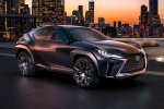 Lexus' New Crossover to Break Cover  in March