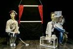 Beygjani's Puppets at Serbia Festival