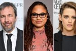 From left: filmmakers Denis Villeneuve and Ava DuVernay, and actress Kristen Stewart