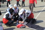 First Aid Competition for Khuzestan Students