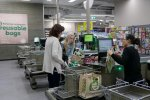 Plastic Bag Charge Slows Sales at Australian Grocery Giant