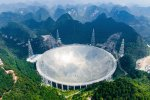 World's Largest Radio Telescope Draws Crowds