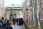 37,000 Visited Tehran Museums on May 18