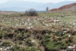 About 90% of the city's wastes are disposed with little regard to regulations.