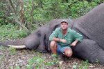 Trophy Hunter Crushed to Death by Elephant
